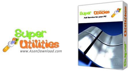 دانلود Super Utilities Pro v9.9.8.8 - نرم افزار افزایش سرعت و بهینه سازی ویندوز