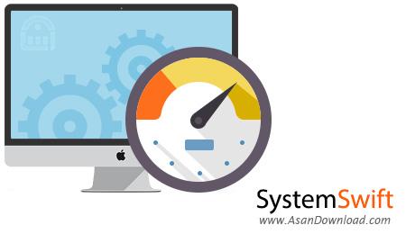 دانلود SystemSwift v2.6.20.2016 - نرم افزار افزایش سرعت و کارآیی ویندوز، بازی و اینترنت