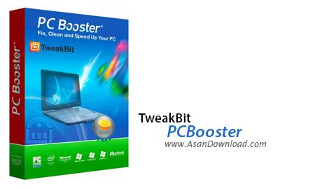 دانلود TweakBit PCBooster v1.7.3.1 - نرم افزار افزایش سرعت سیستم