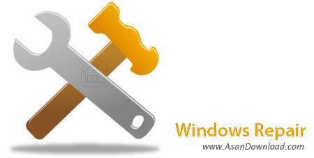 دانلود Windows Repair Pro v4.4.6 + v4.11.1 Free - نرم افزار ترمیم ویندوز