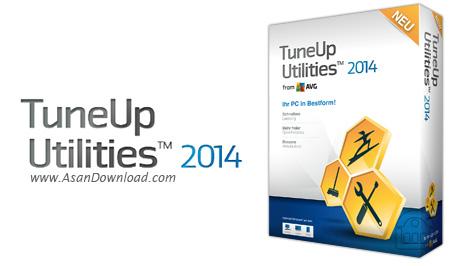 دانلود TuneUp Utilities 2014 v14.0.1000.340 - نرم افزار بهینه ساز و افزایش سرعت و کارآیی ویندوز
