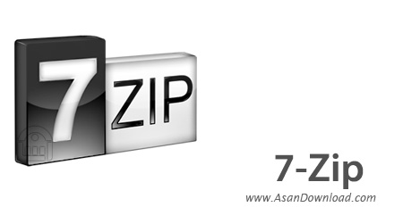 دانلود 7zip v18.01 - نرم افزار فشرده سازی فایل ها