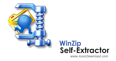 دانلود WinZip Self-Extractor v4.0.8421.0 - نرم افزاری مفید برای فشرده سازی