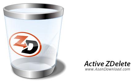 دانلود Active ZDelete v7.1.3 - نرم افزار حذف ایمن فایل ها از سیستم