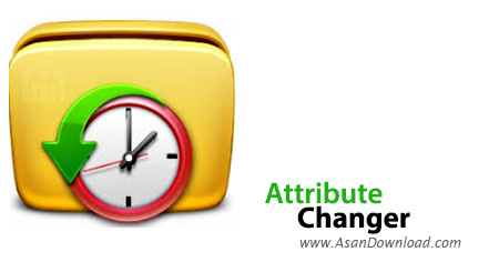 دانلود Attribute Changer v9.00a - نرم افزار تغییر دسته جمعی خصوصیات فایل ها و پوشه ها