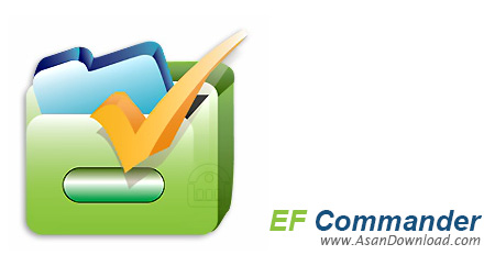 دانلود EF Commander v11.81 - نرم افزار مدیریت فایل ها و پوشه ها در ویندوز