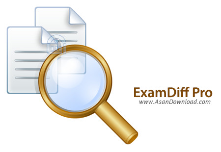 دانلود ExamDiff Pro v7.0.1.23 - نرم افزار مقایسه فایل های تکراری