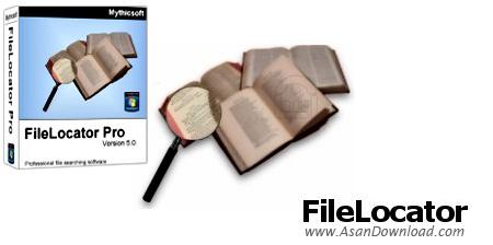 دانلود FileLocator Pro v8.1.2719 - نرم افزار جستجوی سریع فایل ها
