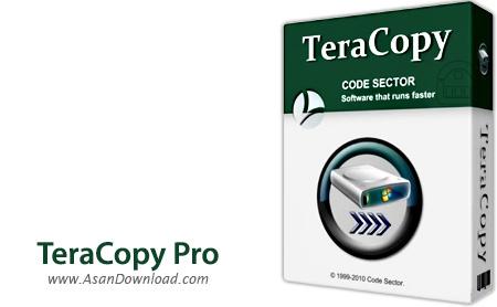 دانلود TeraCopy Pro v3.0.8 - نرم افزار افزایش سرعت کپی فایل ها در ویندوز