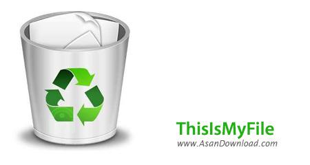 دانلود ThisIsMyFile v2.61 - نرم افزار حذف فایل های محدود شده
