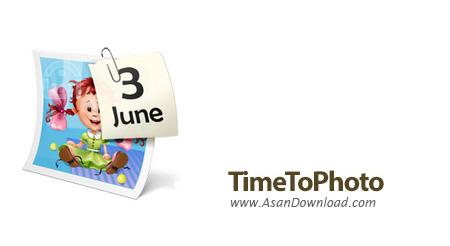 دانلود TimeToPhoto v2.9.5975 - نرم افزار اضافه کردن برچسب تاریخ بر روی تصاویر