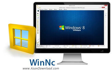 دانلود WinNc v7.8.0 - نرم افزار مدیریت فایل ها