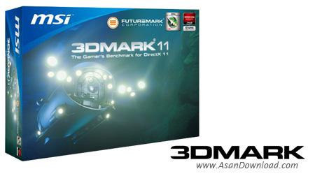 دانلود Futuremark 3DMark Professional v2.3.3732 - نرم افزار تست کارآیی کارت گرافیک