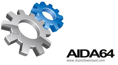 دانلود AIDA64 Extreme + Engineer v5.97.4600 - نرم افزار تست و ارزیابی سخت افزار سیستم