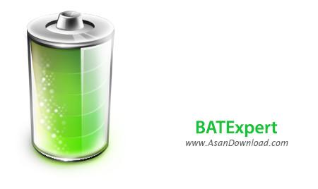 دانلود BATExpert v1.13.0.19 - نرم افزار نمایش وضعیت باطری