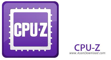 دانلود CPU-Z v1.84 - نرم افزار مشاهده اطلاعات پردازنده سیستم