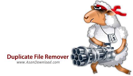 دانلود Duplicate File Remover v3.6.24 - نرم افزار پاک سازی و حذف فایل های تکراری