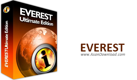 دانلود EVEREST Corporate + Ultimate Edition v5.50.2100 - نرم افزار ارزیابی سخت افزاری و نرم افزاری کامپیوتر