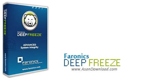 دانلود Deep Freeze Enterprise v8.38.220.5256 + Server v8.38.270.5256 - نرم افزار منجمد سازی کامپیوتر