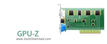 دانلود GPU-Z v2.30.0 + ASUS ROG Skin - نرم افزار نمایش مشخصات کارت گرافیکی