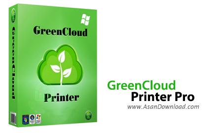 دانلود GreenCloud Printer Pro v7.8.0.0 - نرم افزار صرفه جویی جوهر پرینتر