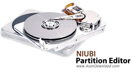 دانلود NIUBI Partition Editor Pro/Server v7.0.7 - نرم افزار پارتیشن بندی و مدیریت هارد دیسک