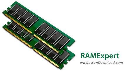 دانلود RAMExpert v1.10.2.25 - نرم افزار مشاهده اطلاعات رم سیستم