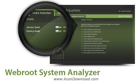 دانلود Webroot System Analyzer v9.0.15.40 - شناسایی و بررسی مشکلات ویندوز