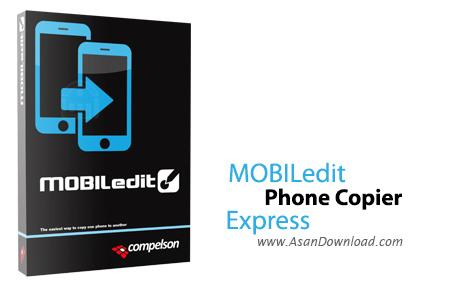 دانلود MOBILedit Phone Copier Express v4.3.0.13028 - نرم افزار کپی اطلاعات گوشی