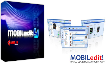 دانلود MOBILedit! Enterprise v10.1.0.25985 + Forensic v9.3.0.23657 - نرم افزار کنترل و مدیریت گوشی تلفن همراه
