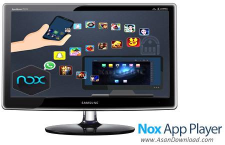 دانلود Nox App Player v6.3.0.9 - نرم افزار شبیه سازی محیط اندروید در ویندوز