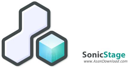 دانلود SonicStage v4.3.01.14050a - نرم افزار مدیریت محصولات سونی