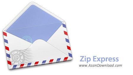 دانلود Zip Express v2.9.4.1 - نرم افزار مشاهده کد شهر و کشورها