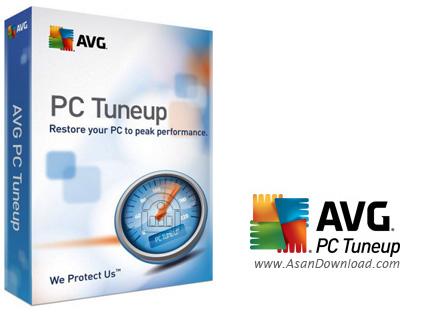 دانلود AVG PC Tuneup 2015 v15.0.1001.604 - بهینه سازی کامل سیستم