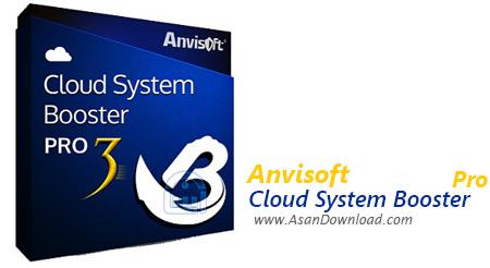 دانلود Anvisoft Cloud System Booster Pro v3.6.69 - نرم افزار بهینه سازی ویندوز