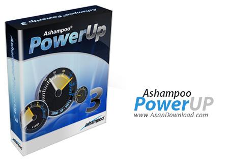 دانلود Ashampoo PowerUp v3.23.35 - نرم افزار بهینه سازی و افزایش کارآیی