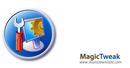 دانلود MagicTweak v4.11 - نرم افزار بهینه سازی و سفارشی کردن تنظیمات ويندوز