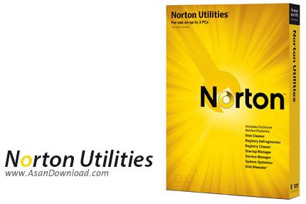 دانلود Symantec Norton Utilities v16.0.2.53 - مجموعه ابزارهای بهینه سازی و بهبود کارایی کامپیوتر