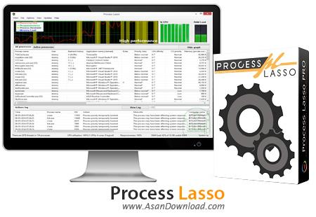 دانلود Process Lasso Pro v9.7.5.41 - نرم افزار بهینه سازی ویندوز
