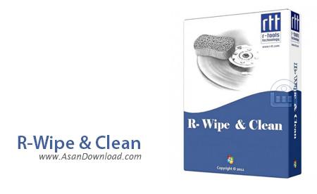 دانلود R-Wipe & Clean v20.0 Build 2234 - نرم افزار پاکسازی کامل ویندوز