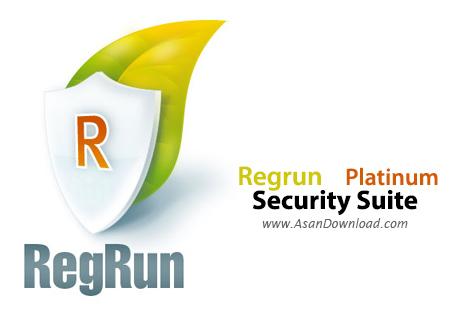 دانلود Regrun Security Suite Platinum v9.85.0.685 - نرم افزار محافظت از ویندوز