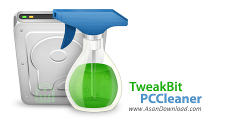 دانلود TweakBit PCCleaner v1.8.2.31 - نرم افزار پاکسازی ویندوز