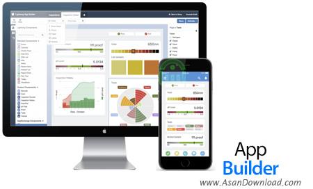 دانلود App Builder v2020.68 - نرم افزار ساخت اپلیکشن موبایل بدون کدنویسی