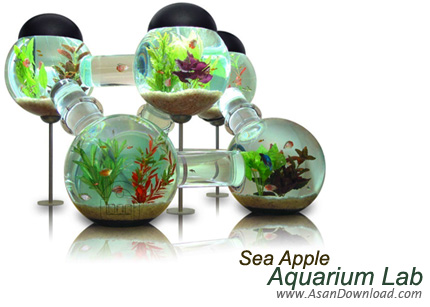 دانلود Sea Apple Aquarium Lab v2014.1.0 - نرم افزار مدیریت و نگهداری آكواريم