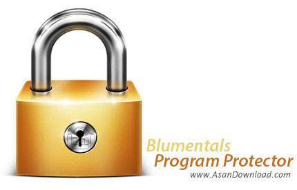 دانلود Blumentals Program Protector v4.11 - نرم افزار رمز گذاری بر روی برنامه های ویندوز