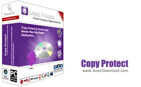 دانلود Copy Protect v1.6.0 - نرم افزار قفل گذاری و حفاظت از فایل ها