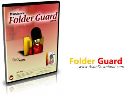 دانلود Folder Guard Pro v10.3.0.2294 - نرم افزار محافظت از فایل ها و فولدرها