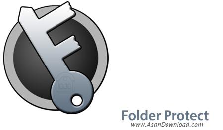دانلود Folder Protect v2.0.6 - نرم افزار حفاظت از فایل