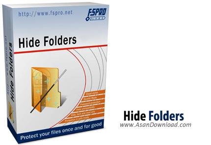 دانلود Hide Folders v5.4 Build 5.4.2.1155 - نرم افزار قفل گذاری بر روی فولدرها