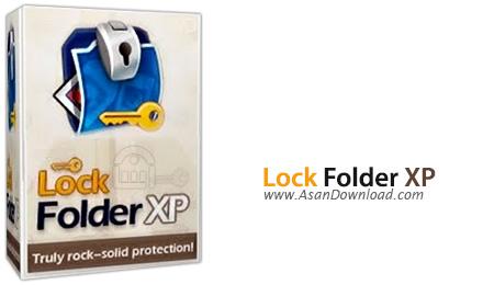 دانلود Lock Folder XP v3.9.2 - نرم افزار رمزگذاری و قفل فایل ها